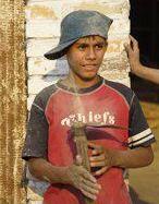 Jose as a child