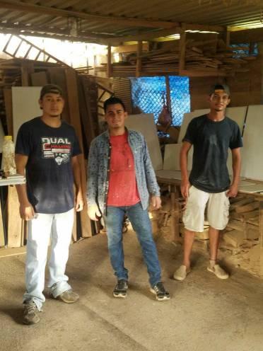 The Guaymitas carpenters