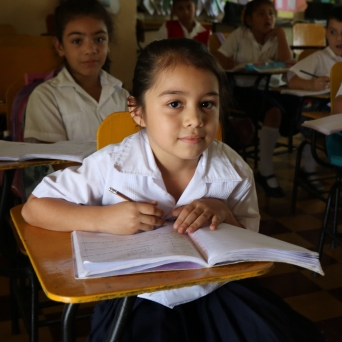 student at Guadalupe Ulloa in Trinidad 5