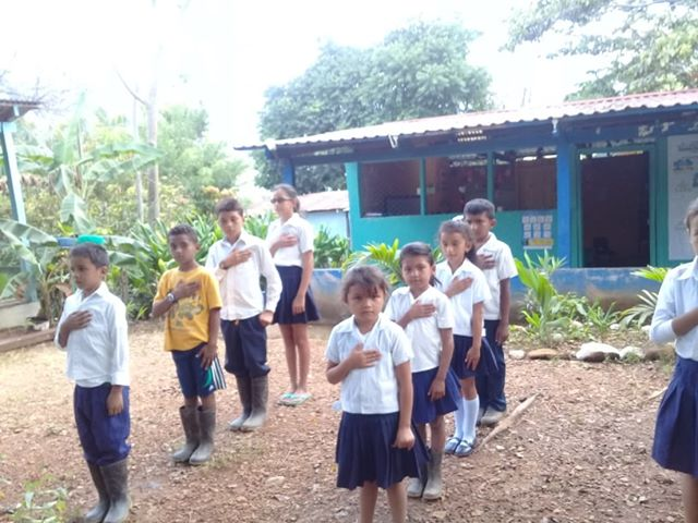 olancho school 7