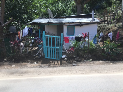 Javier's family's house