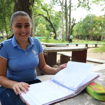 Tania: Future Industrial Engineer