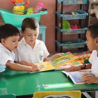Trinidad Kindergarten Library