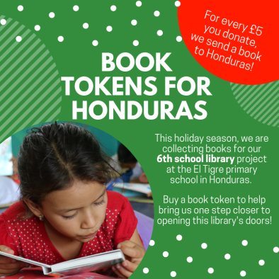 Book tokens for Honduras-2