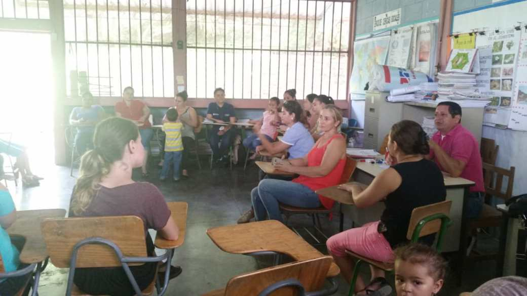 El Tigre community meeting August 2019 (1)